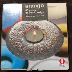 Finnish Arango design Candle Holder